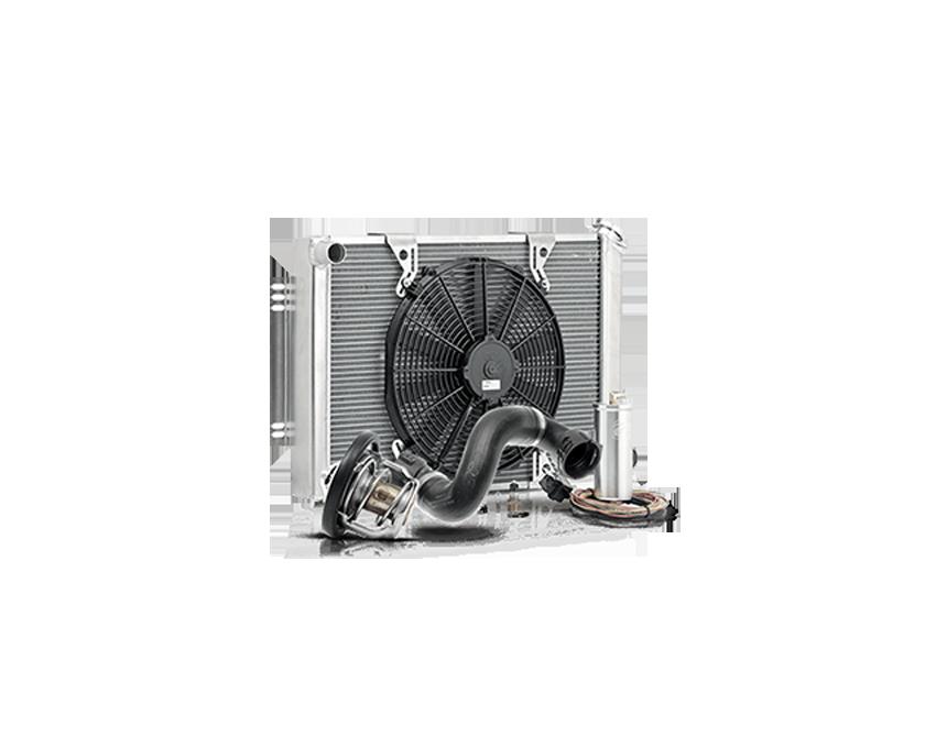 Questa è la categoria impianto di raffreddamento Piaggio Porter
