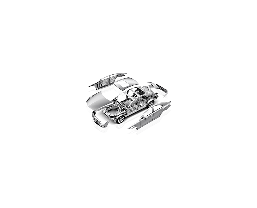 Ceci est la catégorie de cadre et de corps Piaggio Porter