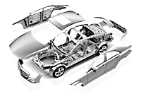 Chassis & body parts